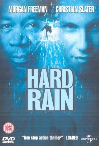Hard Rain [DVD] [1998] by Morgan Freeman|Christian Slater