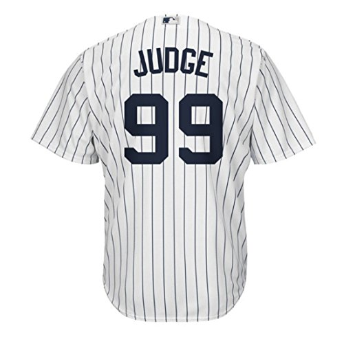Majestic Aaron Judge #99 New York Yankees Cool -