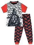 Star Wars Jungen Darth Vader Schlafanzug Mehrfarbig 140