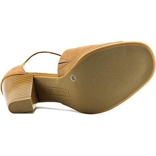Giani Bernini Viraa Damen Leder Sandale Light Fwan