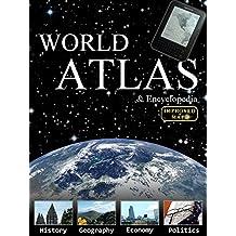 World Atlas 2015 (English Edition)