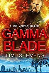 Gamma Blade (Joe Venn Crime Action Thriller Series Book 6) (English Edition)