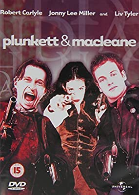 Plunkett And Macleane [DVD] [1999] by Robert Carlyle