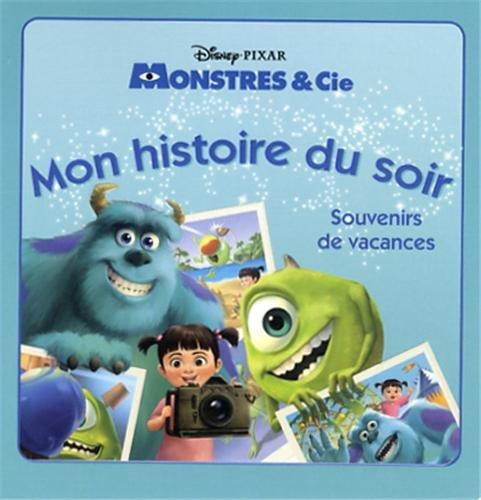 Monstres & Cie : Souvenirs de vacances