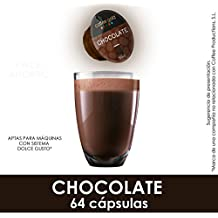 PACK AHORRO- 64 CÁPSULAS COMPATIBLES DOLCE GUSTO®* - CHOCOLATE