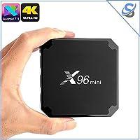 X96 MİNİ ANDROİD TV BOX S905W 2GB RAM 16GB ROM WiFi Aynı Gün Kargo Fiyat Performans
