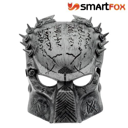 Smartfox Predator Maske - Fasching Halloween Party Geburtstag Ko