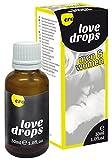 Hot Stimulant Love Drop Homme et Femme 30 ml