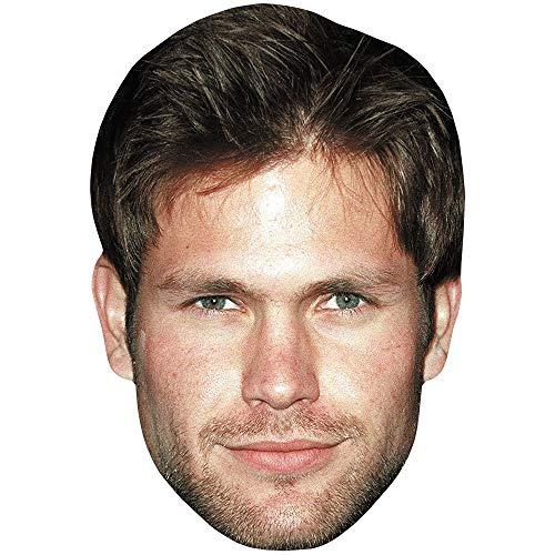 Celebrity Cutouts Matthew Davis (Stubble) Big Head Matthews Griff