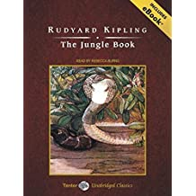 The Jungle Book, with eBook (Tantor Unabridged Classics) by Rudyard Kipling (2008-10-20)