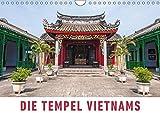 Die Tempel Vietnams (Wandkalender 2018 DIN A4 quer): Eine Fotoreise zu den schönsten Tempeln, Pagoden und heiligen Stätten Vietnams. (Monatskalender, ... Orte) [Kalender] [Apr 15, 2017] Ristl, Martin