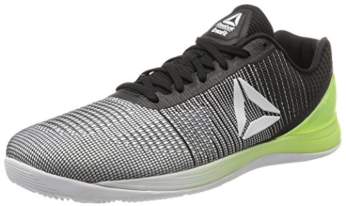 ELECTRIC Crossfit Flash WHITE Reebok Herren Fitnessschuhe 7 Weiß Nano Black 0xZ885qT