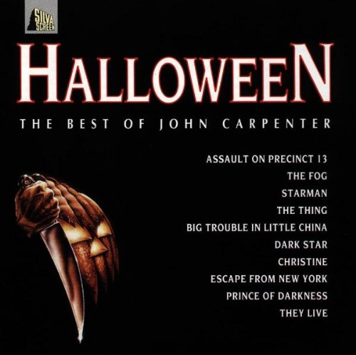 hn Carpent (Halloween-soundtrack-cd)