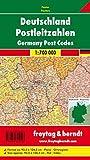 Freytag Berndt Poster, Deutschland, plano in Rolle -  Maßstab  1:700.000