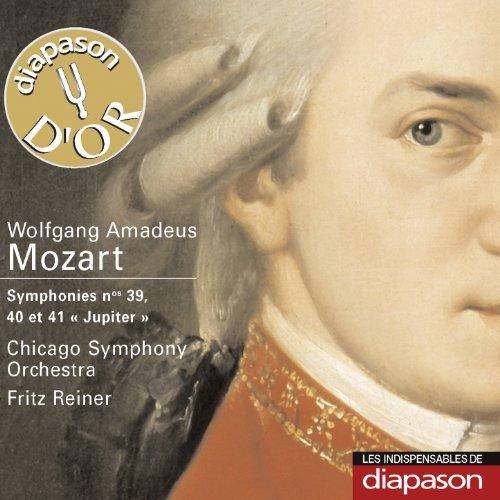 Mozart: Symphonies Nos. 39, 40 & 41 (Les indispensables de Diapason)