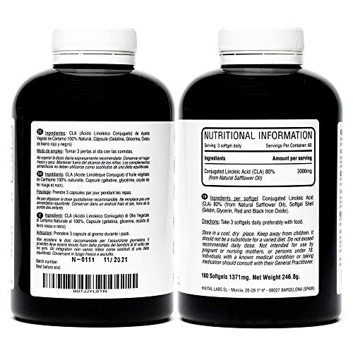 pillole dimagranti acido linoleico che è mort