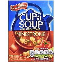 Batchelors Soupe Instantanée Minestrone avec Croutons 4 Sachets 94 g