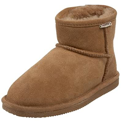 Bearpaw Womens Demi Shearling Boot,Nutmeg,, UK8