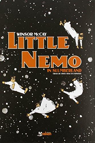 Las tiras de Little Nemo in Slumberland presentes en este volumen, traducido al español y en un tomo único, recopila el maravilloso trabajo de Winsor McCay desde 1905 hasta 1914, considerado como el primer gran clásico del cómic. Una obra de arte en ...