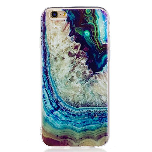 iPhone 6 Hülle, Voguecase Silikon Schutzhülle / Case / Cover / Hülle / TPU Gel Skin für Apple iPhone 6/6S 4.7(Corgi) + Gratis Universal Eingabestift Aquarell 14