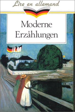Moderne Erzählungen par Collectif d'auteurs