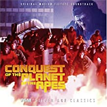 Conquest Of The Planet of Apes/Battle For The Planet of Apes