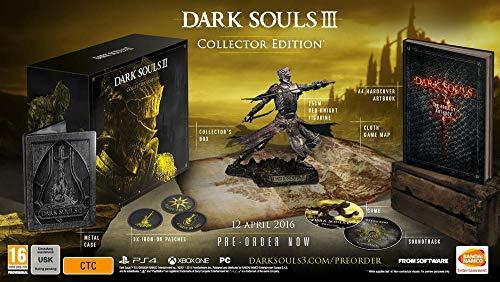 Dark Souls 3 - Collector Edition (exkl. bei Amazon.de) - [PC] (Ge-video-kamera)