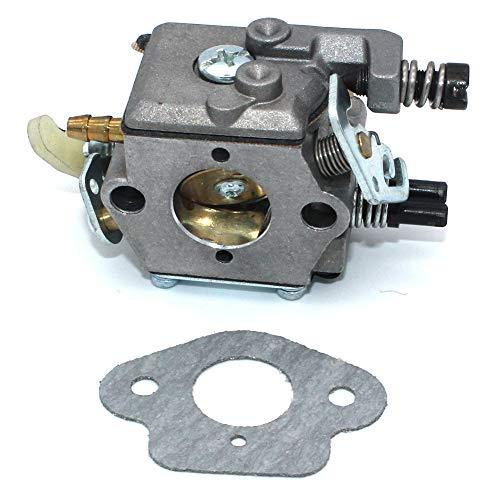 Carburetor CARB For Husqvarna 50 51 55 Chainsaw Walbro WT-170-1 Rebuild  Parts# 503281504