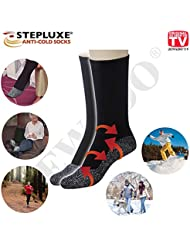 Step Luxe®–Cold Socks Calcetines Térmicos con Fibra De Aluminio–Original de TV de Publicidad