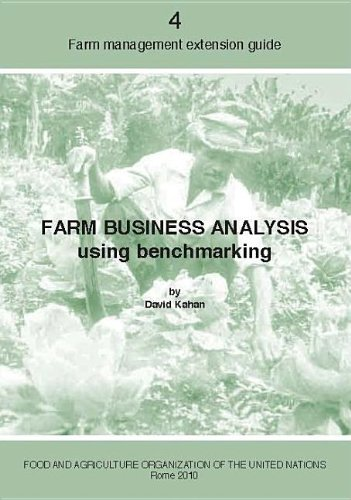 Farm Business Analysis Using Benchmarking (Farm Management Extension Guide, Band 4)