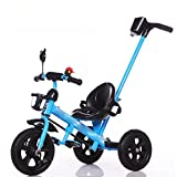 Carrello per biciclette per bambini triciclo con musica triciclo