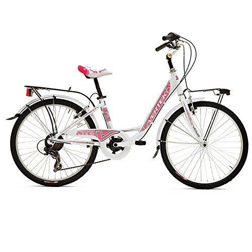 ELVIS VERTEK BICICLETA PARA MUJER 24 7 VELOCITAROSA (CITY)/BICYCLE VEGAS FOR WOMAN 24 7 PINK () CITY SPEED