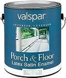Best Exterior Deck Paint - Valspar 1533 Porch and Floor Latex Satin Enamel Review