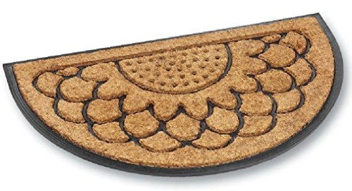 front-door-home-entrance-door-mat-half-moon-rubber-coir-mat-cloud-design-45x75cm