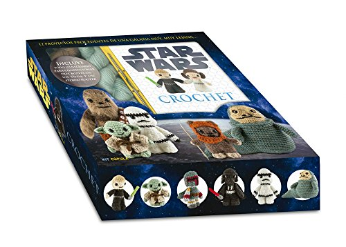 Descargar Libro Pack: Star Wars. Crochet (Manualidades) de Lucy Collin