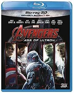 Avengers - Age of Ultron(2D+3D)