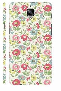 KALAKAAR Printed Back Cover for OnePlus 3,Hard,HD Matte Quality,Lifetime Print Warrenty