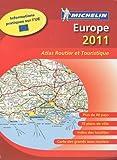 europe atlas routier et touristique