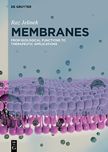 Membranes: From Biological Functions to Therapeutic Applications
