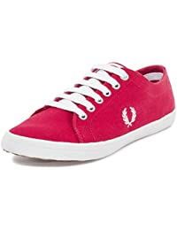 Fred Perry Kingston Twill Blood