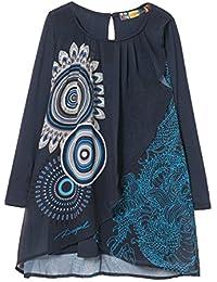 Desigual Mädchen Kleid Vest_boston