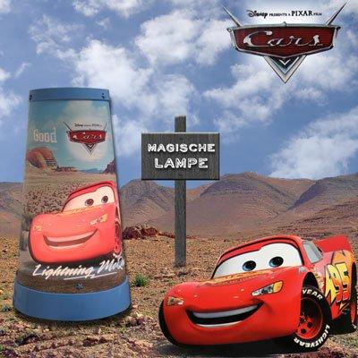 Disney Cars elektrische Tisch- und Standlampe von Disney bei Lampenhans.de