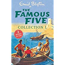 The Famous Five Collection 1: Books 1-3 (Famous Five: Gift Books and Collections) (English Edition)