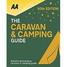 Autoatlas Caravan&Camping Brit.2018 (Aa Lifestyle Guides)