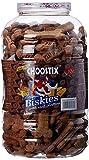 #8: Choostix Biskies with Real Mutton Dog Treat, 1 Kg (Jar)
