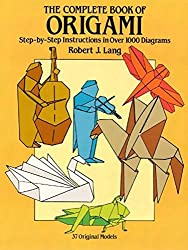 37 fabulous origami figures offer inspiration and challenges for both novices and expertsHours of enjoyment await with this big book of origami fun. Whether you're an experienced paperfolder or you're just entering the origami world, you'll find c...