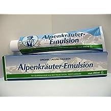 Alpenkräuter Emulsion Lacüre 4-er Sparset