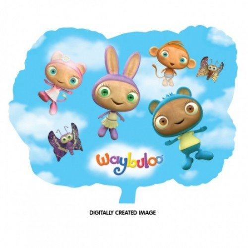 Waybuloo Panoramic Supershape Foil Balloon