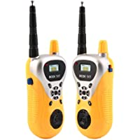 JABA'S® Battery Operated Kids Walkie Talkie with 2 Player System Toy Interphone Toys for Way Radio 3-12 Year Old Boys…