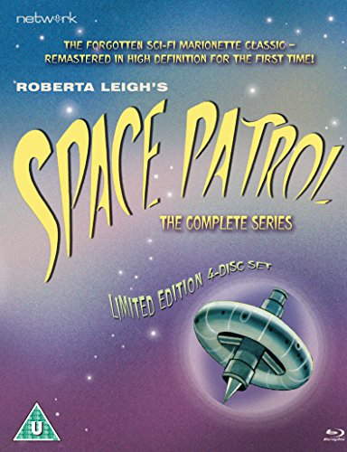 Space Patrol: The Complete Series [Blu-ray]